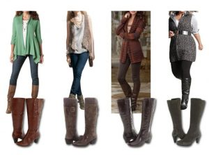 Shoes and Boot