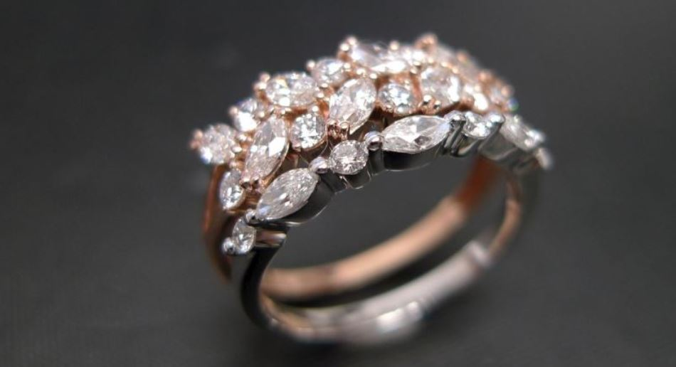 diamond custom engagement nj edward rings dream jewelers platinum setting latest jewellery