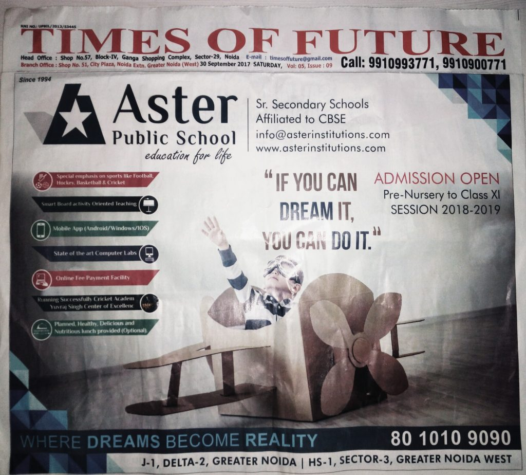 Top School in Noida