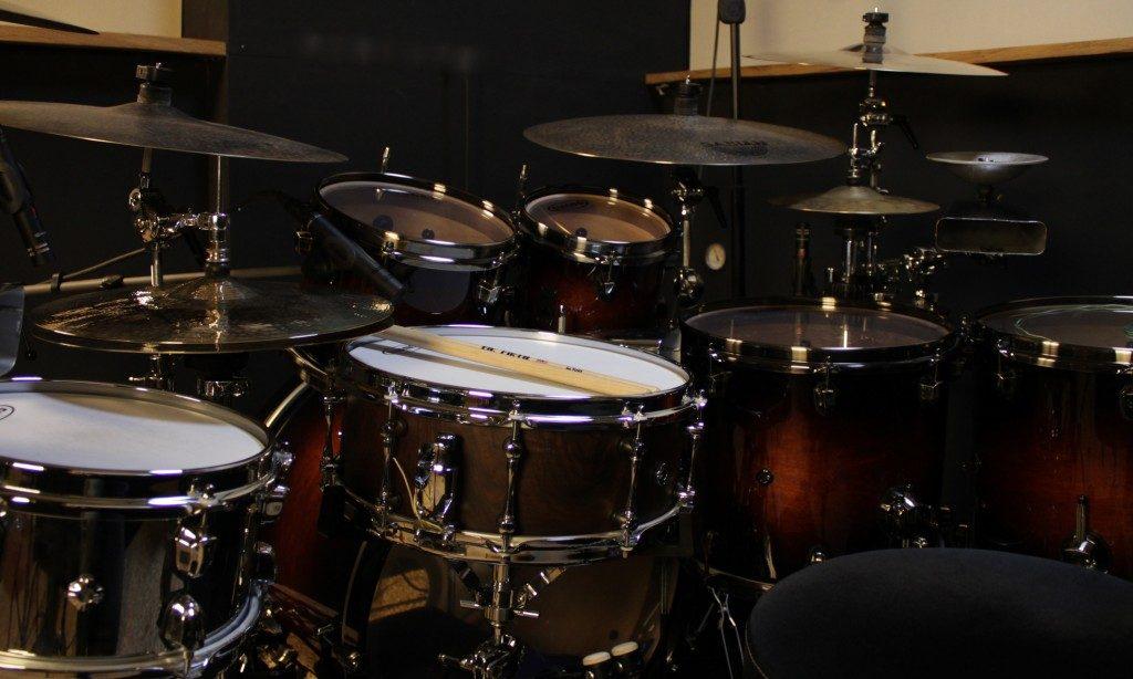 Drummer Marc Brattin