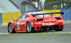 Design of Ferrari