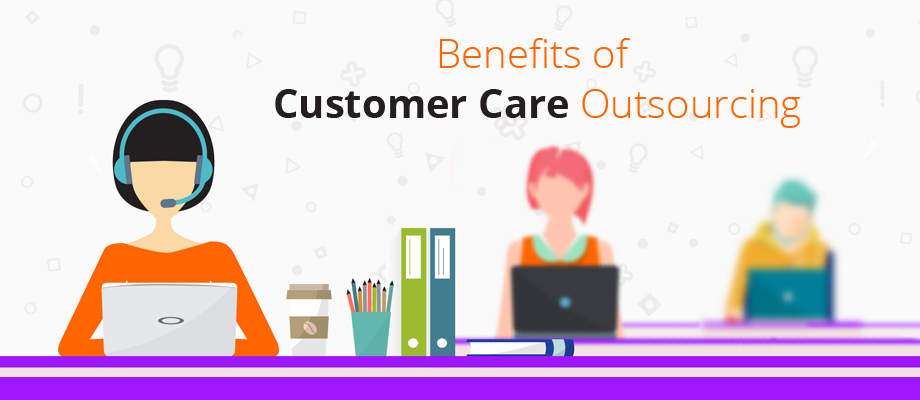 Customer care outsourcinm