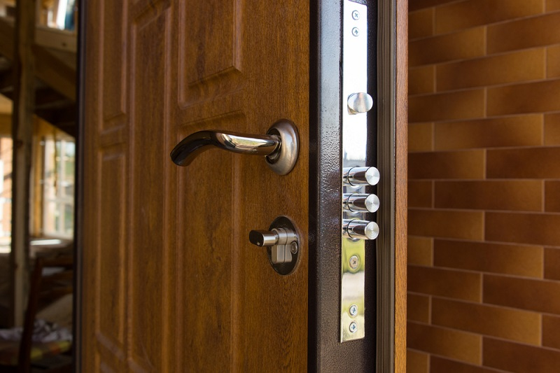 Installing Security Doors