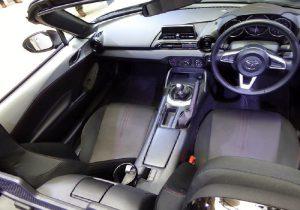 manual transmission vehicle