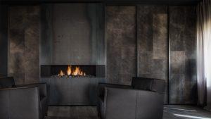 Modern Designer Fireplace