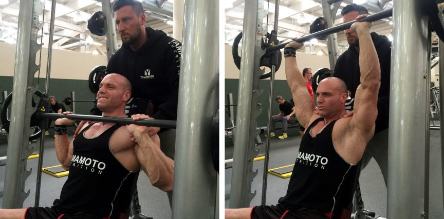 Arm Wrestling Shoulder Press Technique – Learning How to Hook