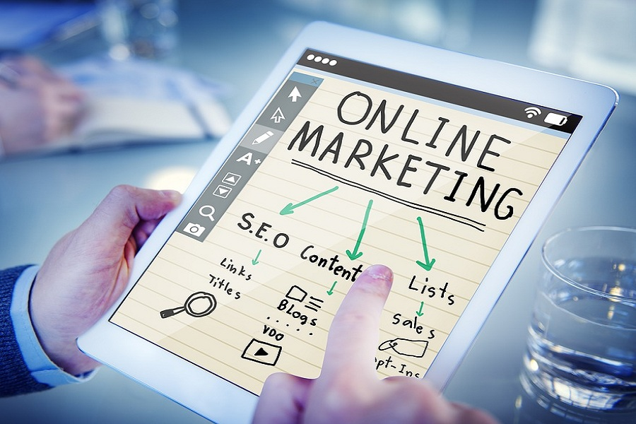 online marketing-Internet marketing