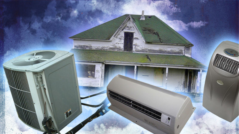 Various Air Conditioners