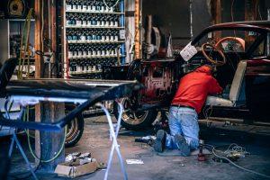 transmission repair-Rebuilt Transmission