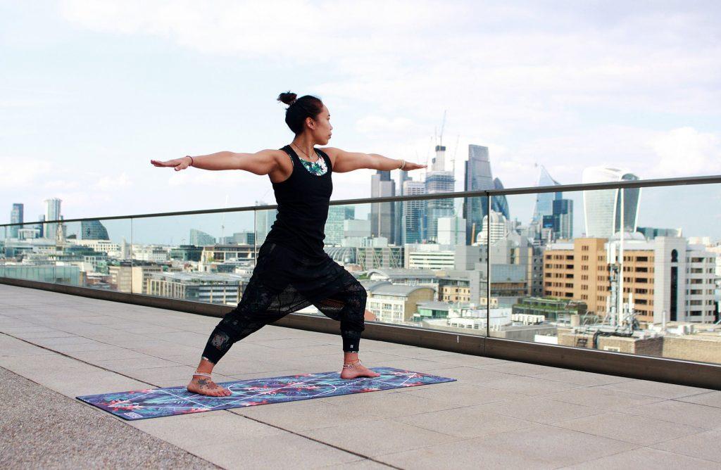 Nicole Lenz Focus on body