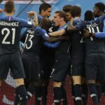 France beat Belgium