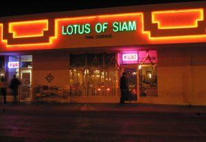 Lotus of Siam - Gavin manerowski