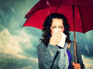 Monsoon Illness