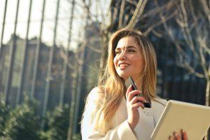 businesswoman success story