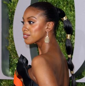 golden-wire-ponytail