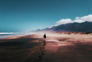 sandy beach - Gavin Manerowski