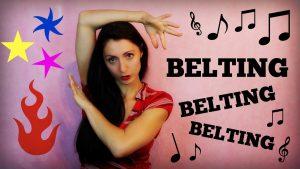 Belting - Singing Techniques