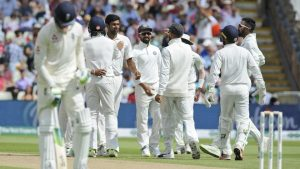 India VS England!