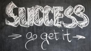 success oriented mindset