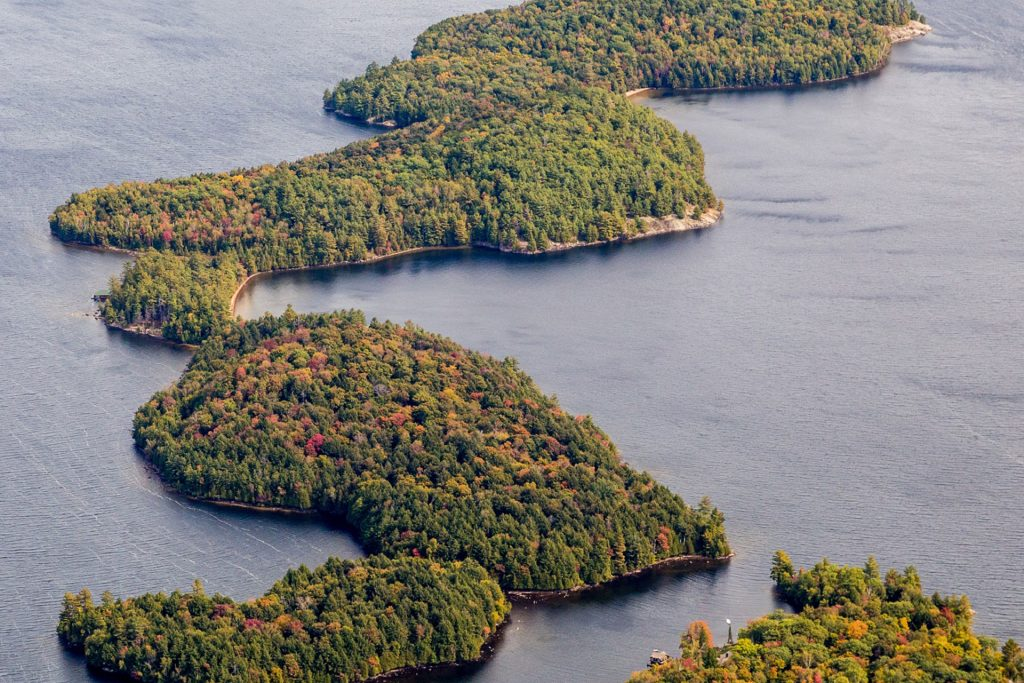 Langmaids island