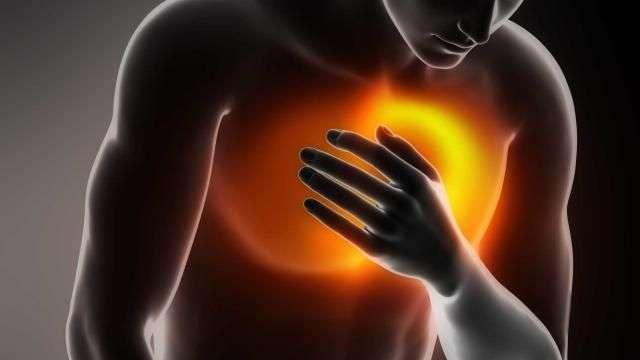 John O Meadors - Heartburn