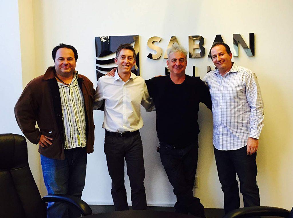 Film Producer Richard Rionda Del Castro