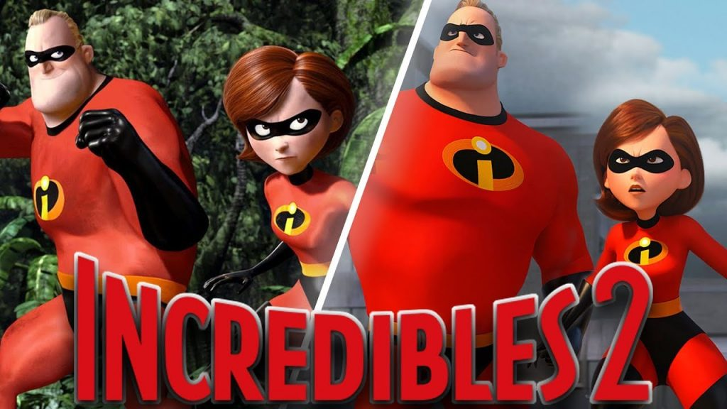The Incredibles & Incredibles 2