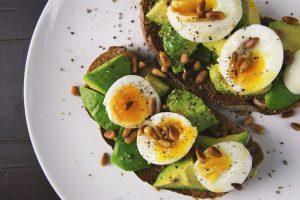 Mark McCool Sarasota - protein-rich breakfast