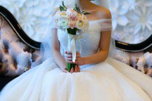Wedding Dress Dress Up
