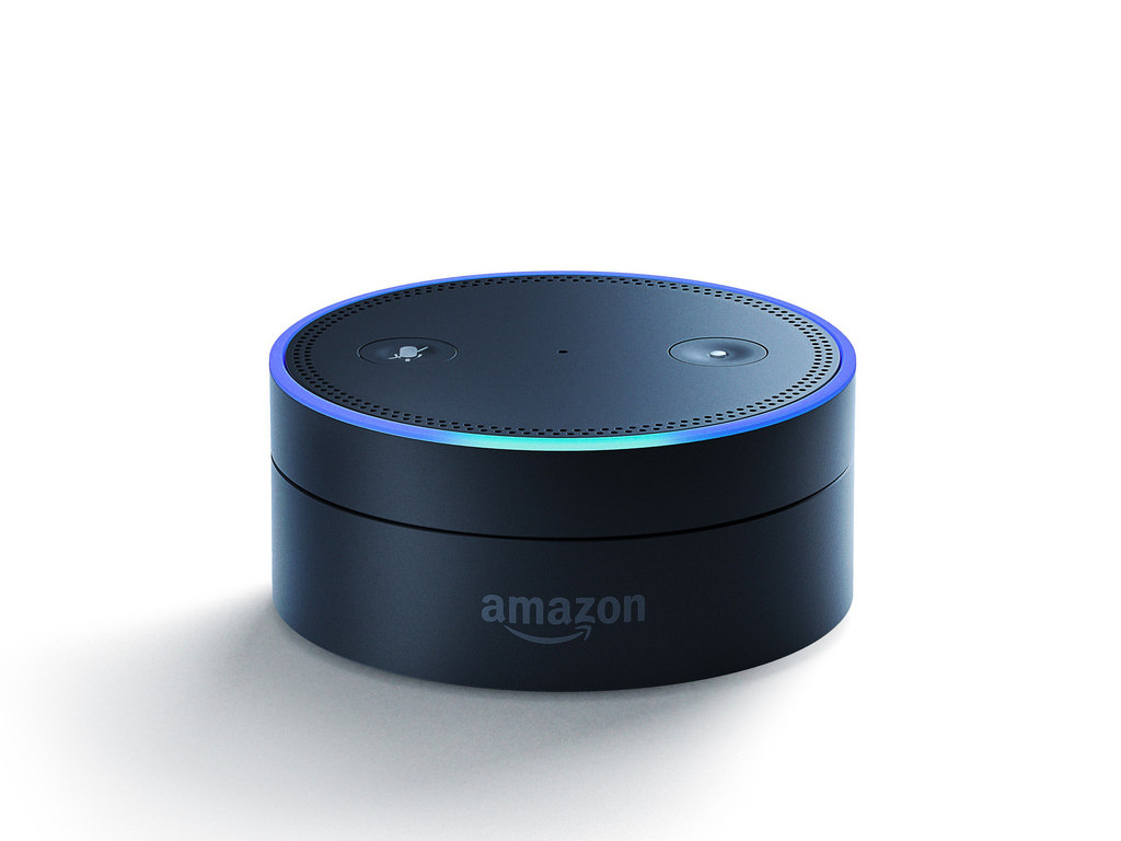 Mark McCool Sarasota - Amazon Echo