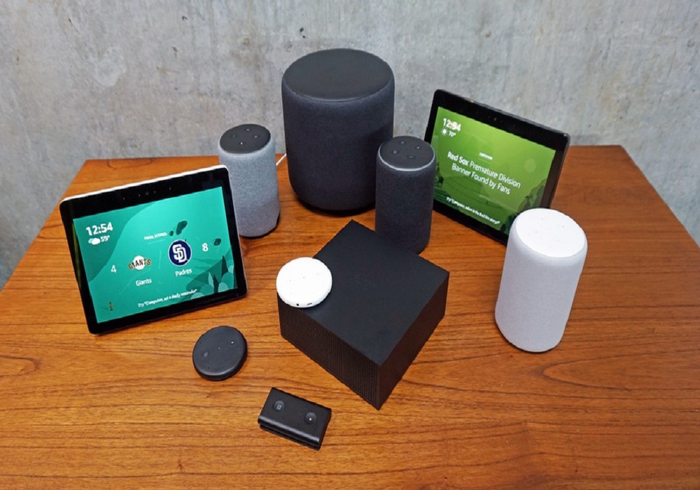 New Alexa Devices