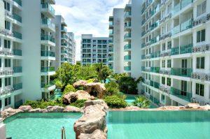 condominium in Thailand