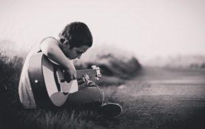 music on Child Growth