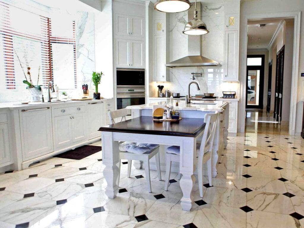 Kitchen Floor Tiles Tips And Ideas Mytyles