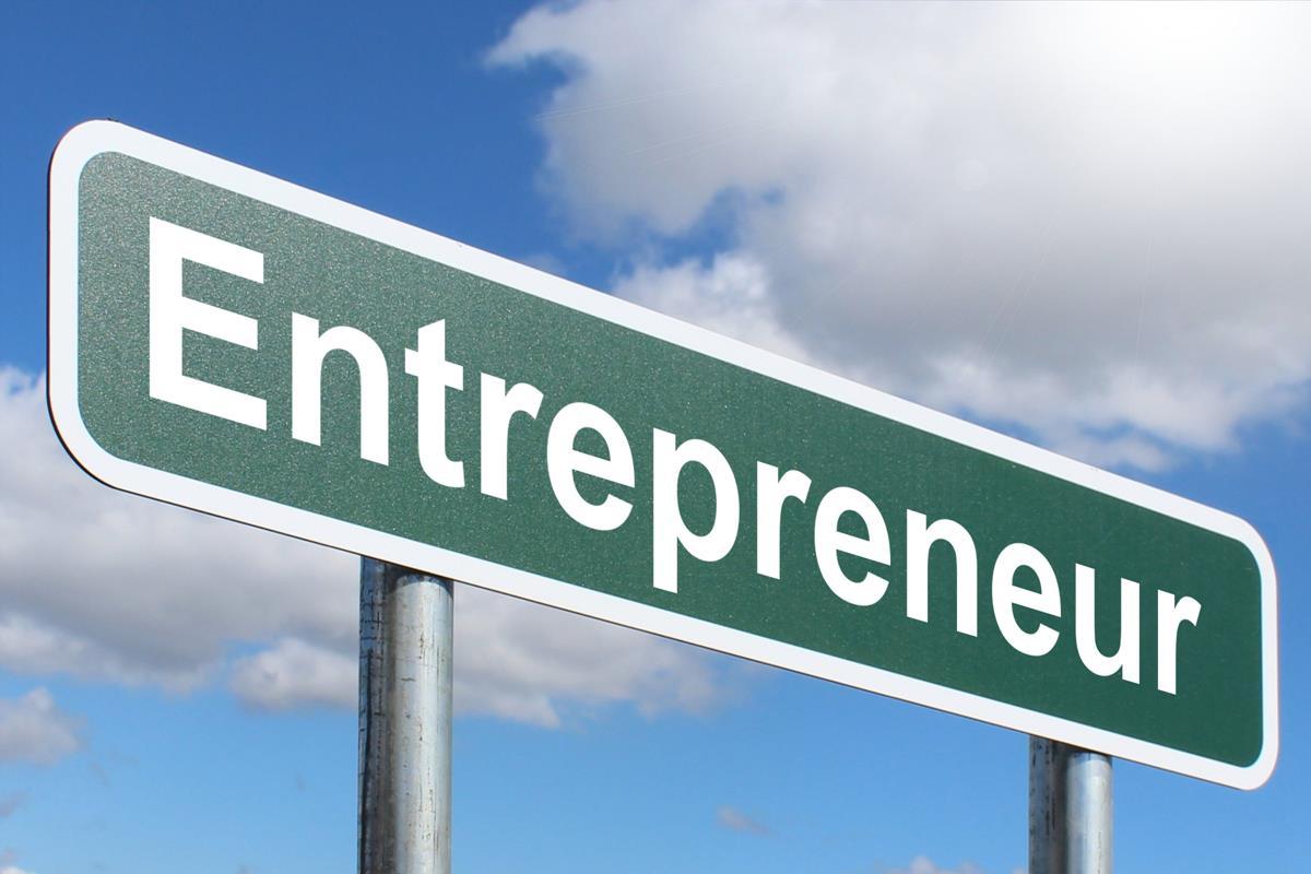 Entrepreneur Online Presence