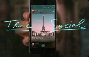 Vero social network