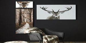 Peter Goldberg Bouclair - wall decor