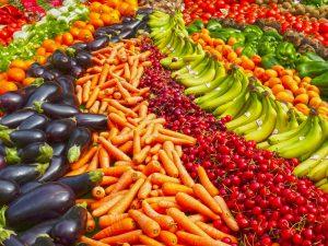 Mark McCool Sarasota - Fruits and Vegetables