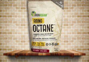Iron Vegan Amino Octane Tart Cherry 420 g