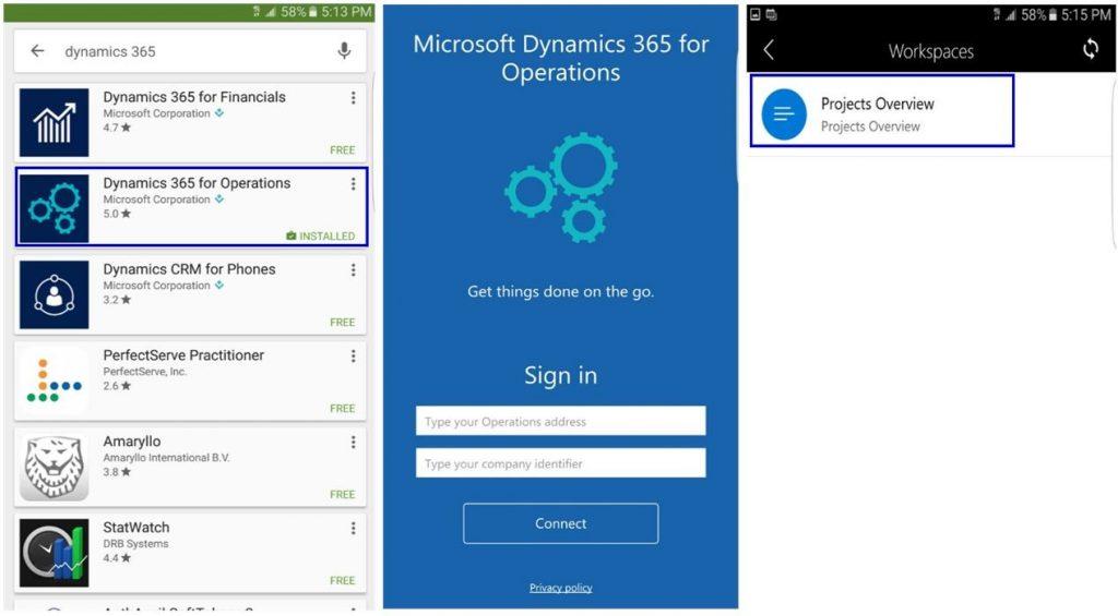 configure Dynamic 365
