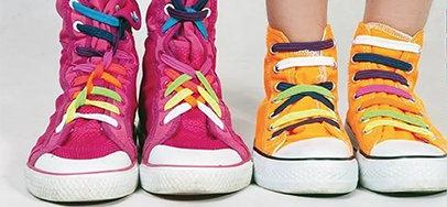 best kids shoelaces