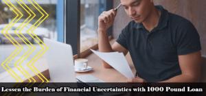 Burden of Financial Uncertainties