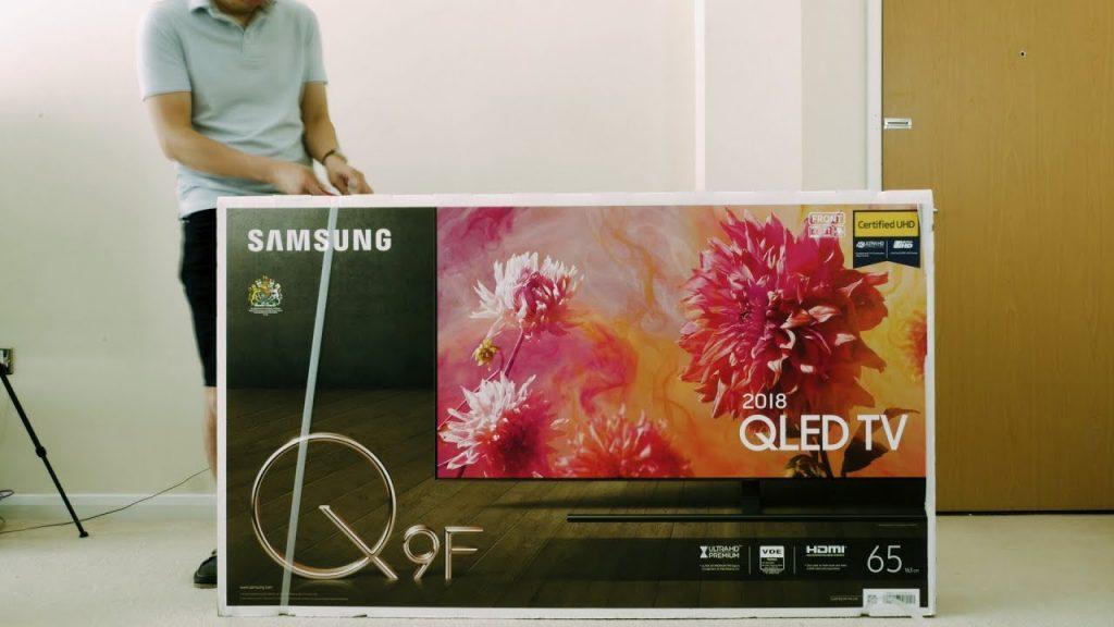 Samsung Q9FN QLED