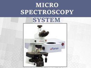 Micro-spectroscopy