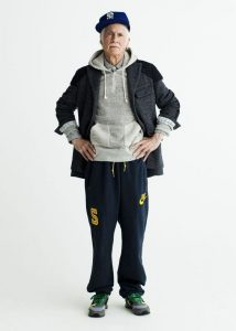 Jogger Pants and Hoodie