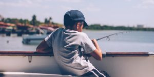 Parag Fatehpuria - Fishing