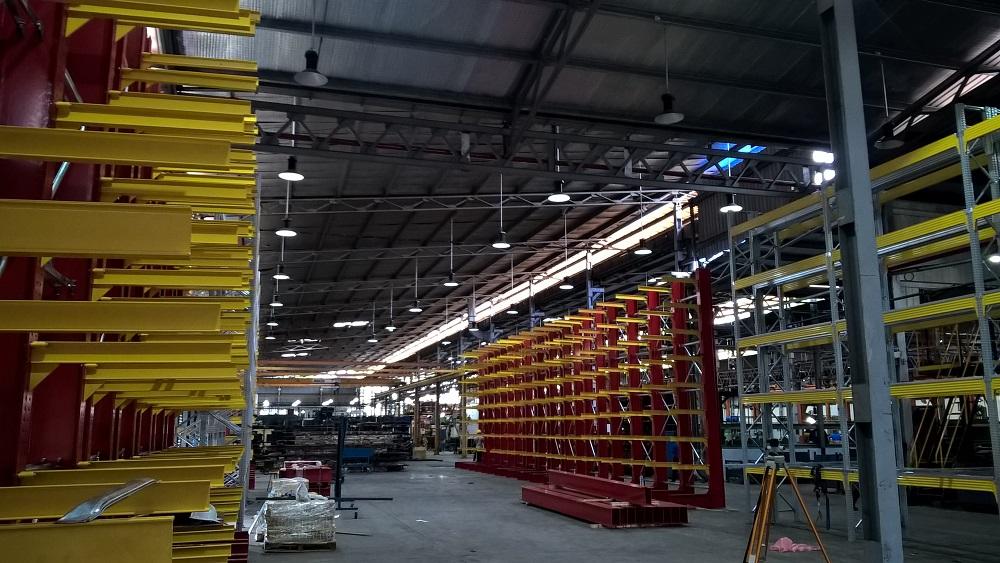 Cantilever Pallet Rack Shelving