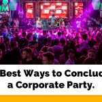 corporate party