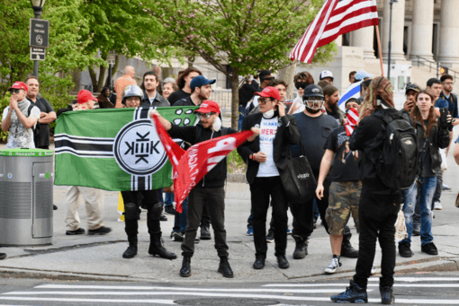 Fascism Hiding