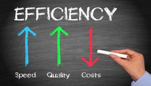 More Efficiency